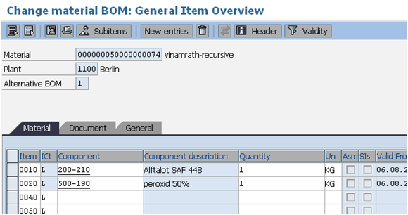 Different Scraps and their effects in SAP PP | SAP Online Guides