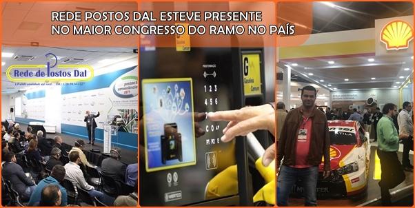 AMARGOSA: REDE DE POSTOS DAL ESTEVE PRESENTE NO  MAIOR CONGRESSO DO RAMO NO PAÍS