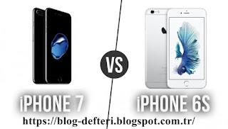 İphone 7 Ve İphone 6S Karşılaştırmalı İnceleme
