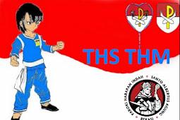 Pra-Pendadaran Organisasi Bela Diri Pencak Silat Katolik THS – THM angkatan 1