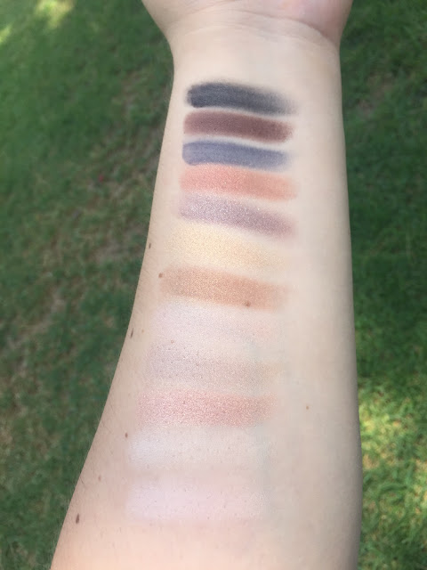Superhero Swatches