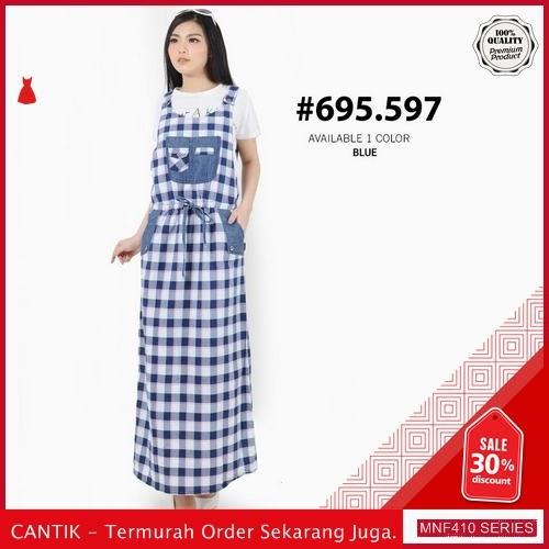 MNF410J79 Jumpsuit Overall Wanita 695597 Denim Jumpsuit terbaru 2019 BMGShop