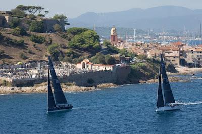 Les Voiles de Saint Tropez, magnifique !