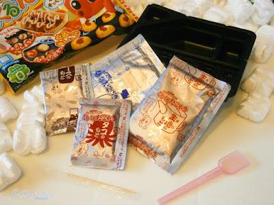 Kracie Popin' Cookin' DIY Takoyaki set