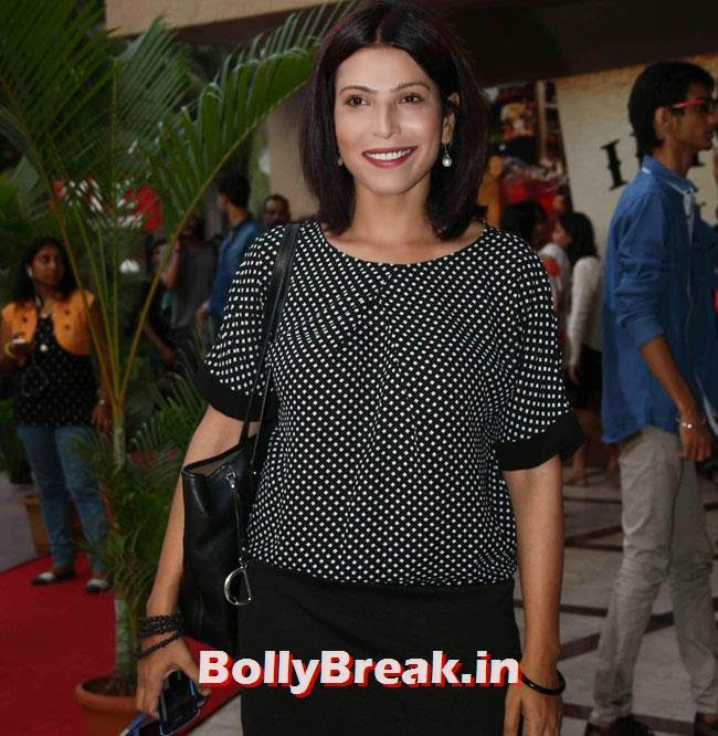 Shilpa Shukla, Nimrat Kaur, Shilpa Shukla at The World Before Her Movie Special Screening