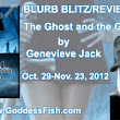 Tour Review ~ The Ghost and the Graveyard by Genevieve Jack