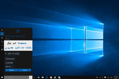 Como usar a Cortana para Desligar o PC