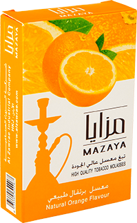 Mazaya - Tabacco Orange
