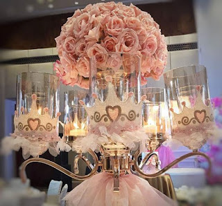 1pink princess baby shower theme ideas