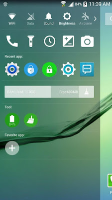 Download SO Launcher galaxy S7 launcher