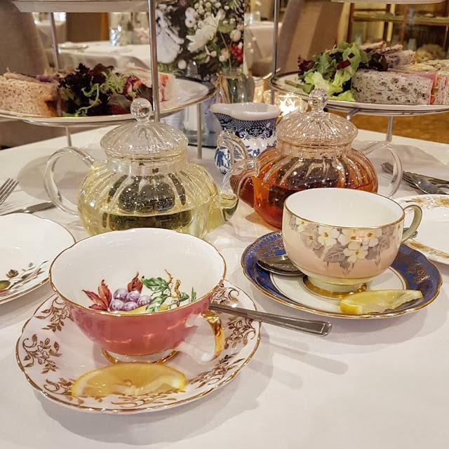 bertie's Elland afternoon tea