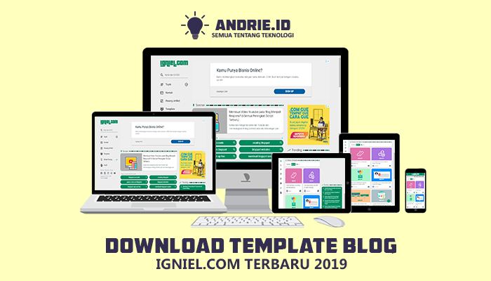 Download Template Blog Igniel.com Terbaru