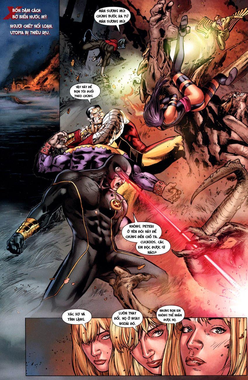 X-Men Necrosha chap 8 trang 3