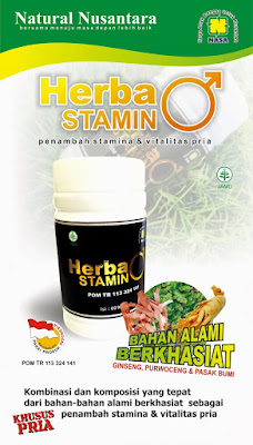 herbastamin penambah stamina pria
