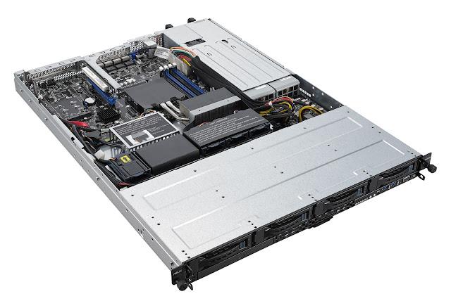 ASUS anuncia novos recordes mundiais de velocidade em servidores 2P e 1P