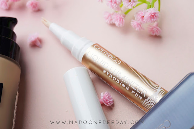 Review Liquid Luminizer Strobing Pen Catrice
