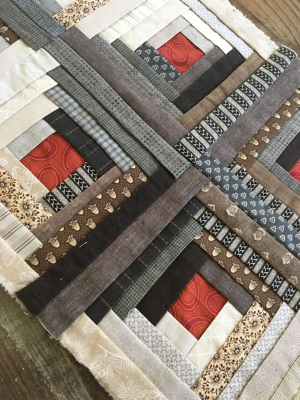 Gray Handed Quilter