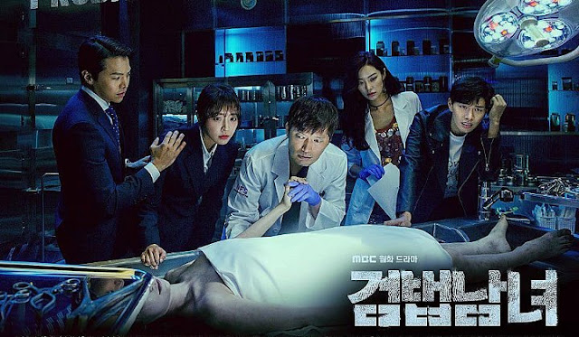 Investigation Couple Batch Subtitle Indonesia
