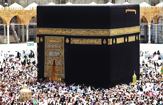 orang islam berhaji