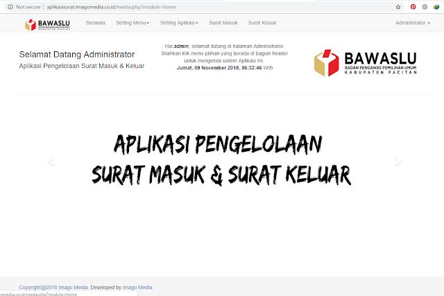 dashboard_aplikasi_pengelolaan_surat_masuk_surat_Keluar
