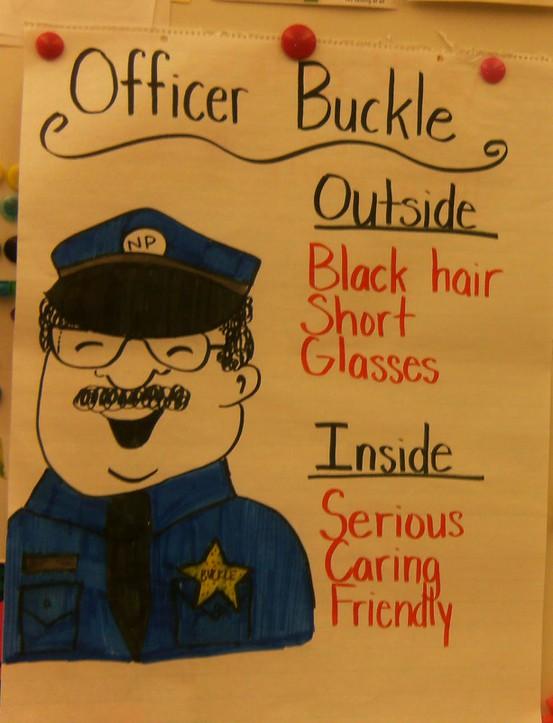 Eberhart 39 S Explorers Character Analysis Officer Buckle