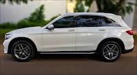 Mercedes GLC 300 4MATIC 2018 đã qua sử dụng màu Trắng