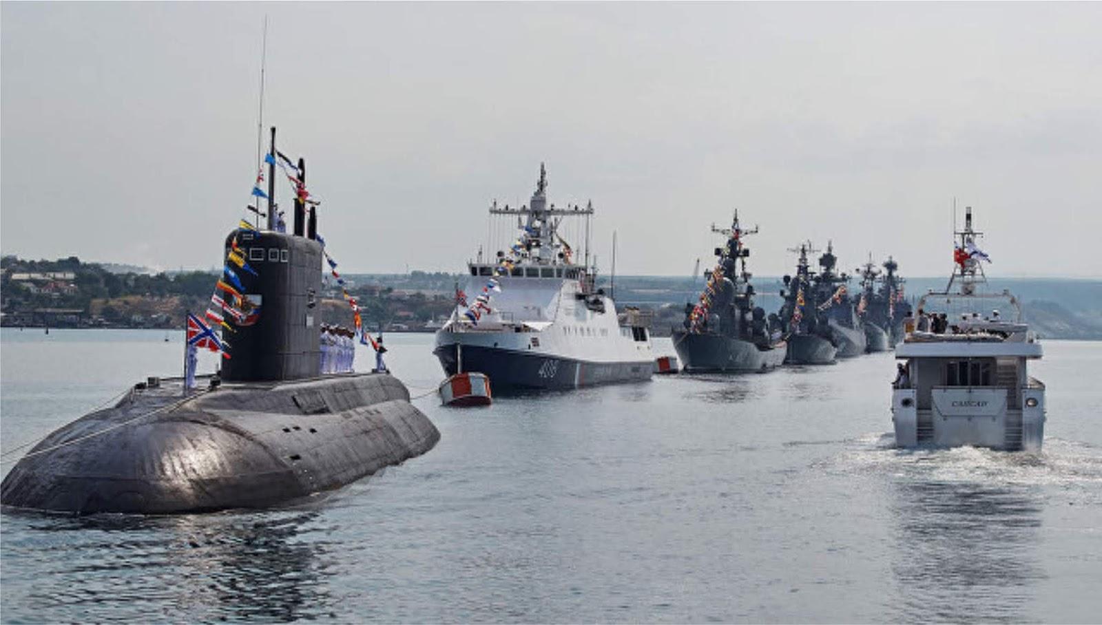 Menteri Dalam Negeri AS mengizinkan kemungkinan blokade laut untuk Rusia