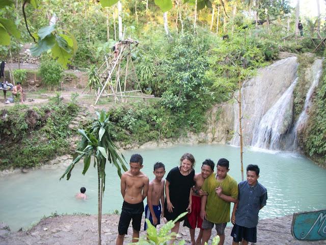 Kedung Pengilon Bantul, Kolam Alamai Dekat kota Jogja