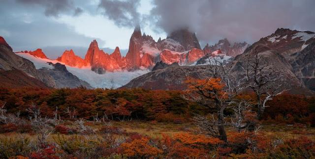 Παταγονία: Η άκρη της γης είναι γεμάτη χρώματα  (βίντεο)
