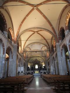 oneoneline - Basílica de Sant'Ambrogio, Milão