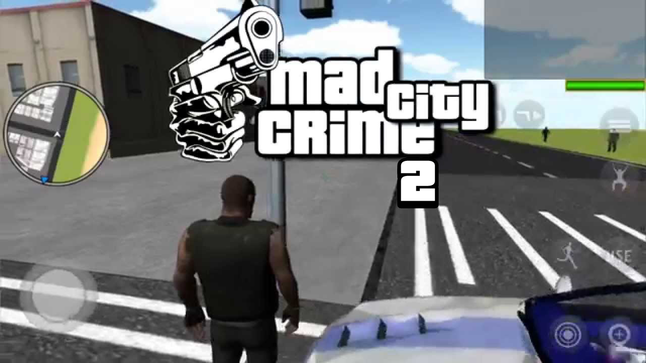 Mad City Crime 2 2.53 Apk Mod – OBB