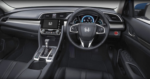 Harga & Spesifikasi Honda Civic FC Baru 2016