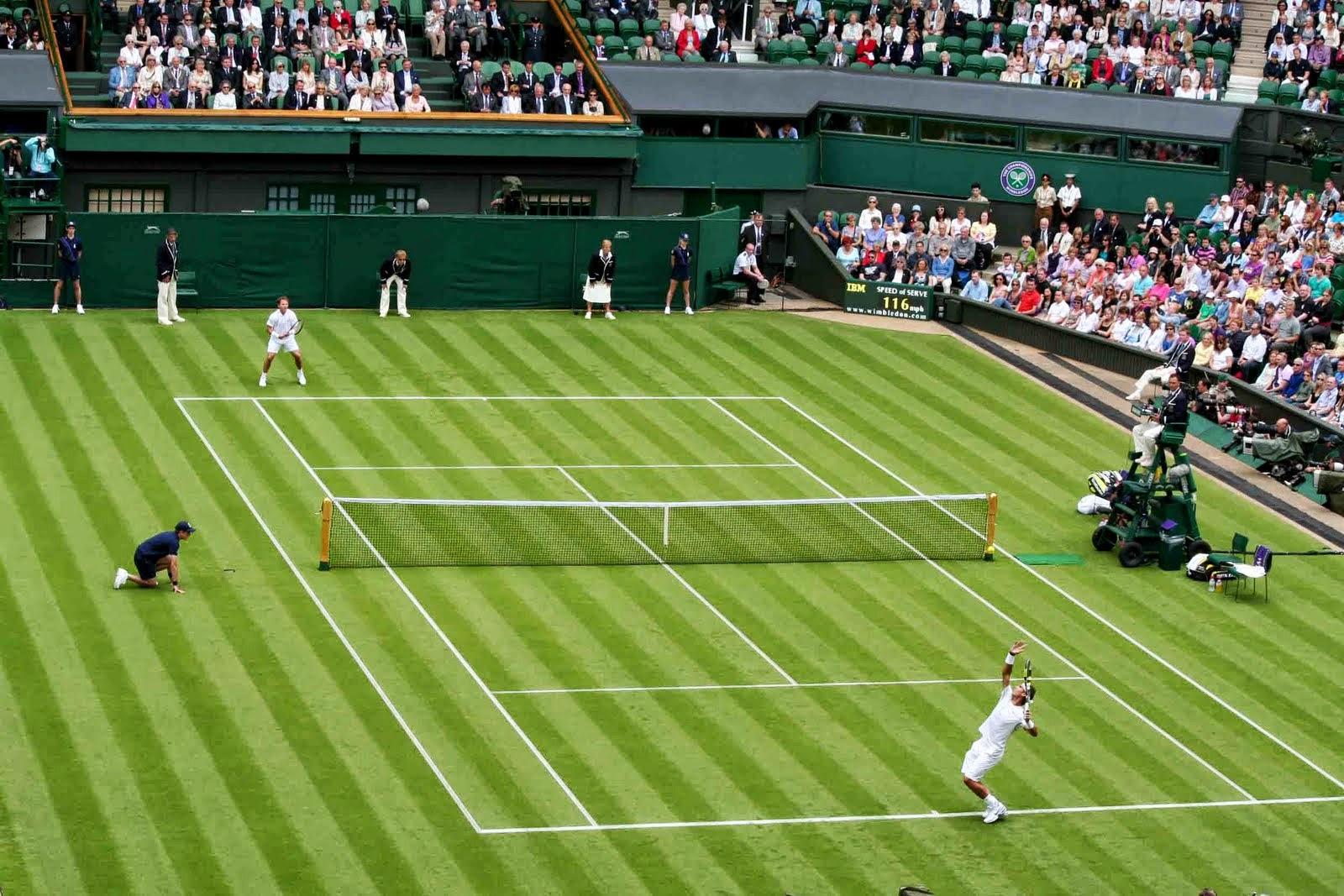Finale Wimbledon