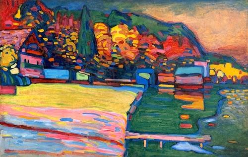 Arte!: Wassily Kandinsky, part II