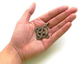 купить ювелирные изделия из бронзы языческие символы солнце