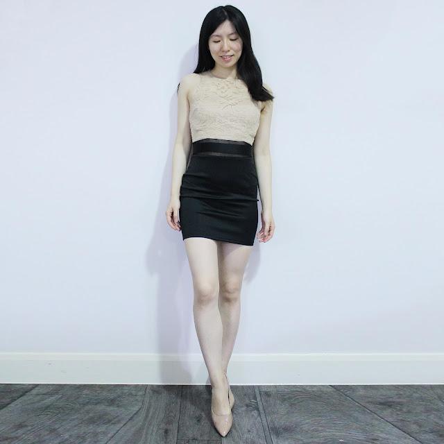 unique boutique, unique boutique review, unique boutique reviews, unique boutique blog review, unique boutique bodycon dress, ax paris bodycon dress, ax paris dress