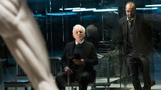 Escena de la temporada 1 de Westworld