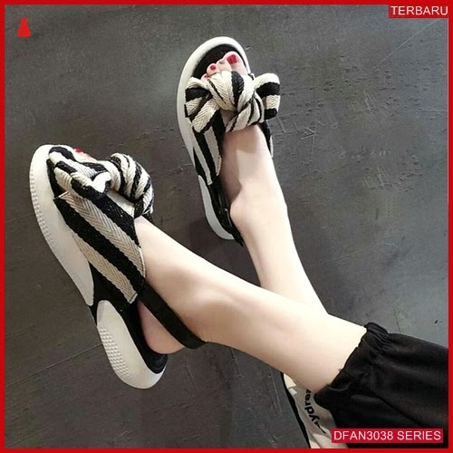DFAN3038S179 Sepatu Yf02 Sandal Sol Wanita Jadi Flip BMGShop