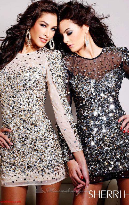 Las mejores tendencia en la moda | Vestido de moda para fiestas