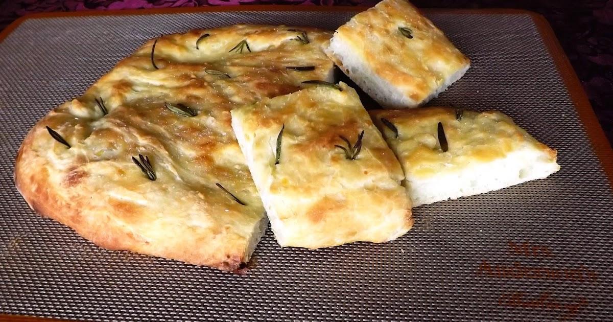 37 Cooks Crusty Flat Bread