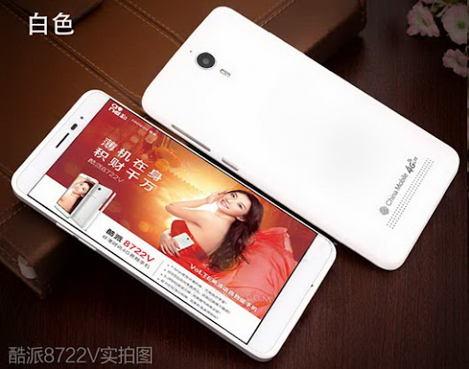 Download Android Lollipop 5.1 stock firmware for Coolpad 8722V Smartphone