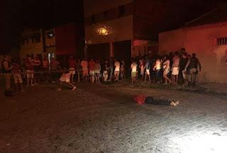 Adolescente é assassinado a tiros em Campina Grande