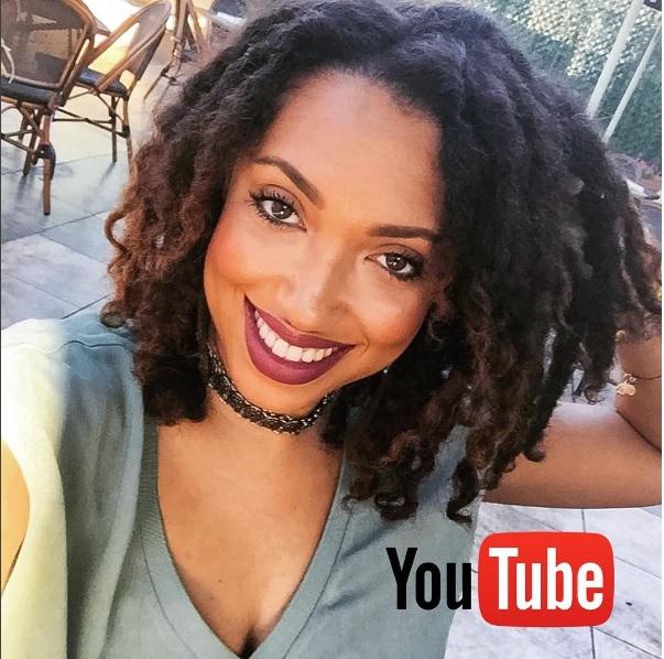 """Natural Hair Vlogger Taren Guy On """"Freeform Loc Journey"""""""