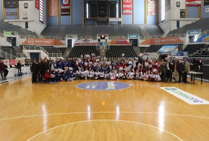 Ολοκληρώθηκε με επιτυχία το «1st Basketball Christmas Tournament» κορασίδων και παγκορασίδων του ΠΑΟΚ-Οι καλύτερες πεντάδες και οι MVΡ-Βραβεύτηκαν Μπακογιώργος και Λύμουρα-Τι δήλωσαν Πολυμένης και Μασλαρινός-Τα αποτελέσματα της τελευταίας μέρας-Φωτορεπορτάζ
