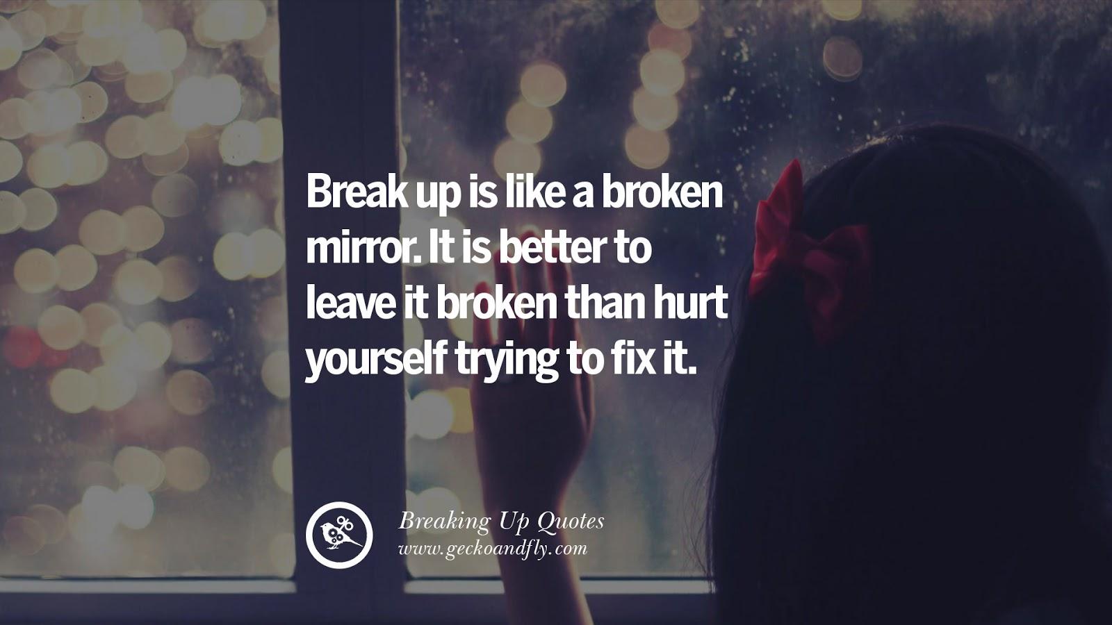 break up sad just millenial things
