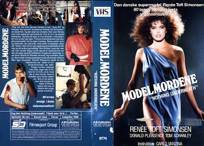 Cover, dvd, carátula: Bajo el vestido nada