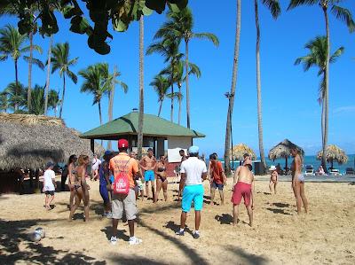 Actividades en Hotel Sirenis Punta Cana, vuelta al mundo, round the world, mundoporlibre.com