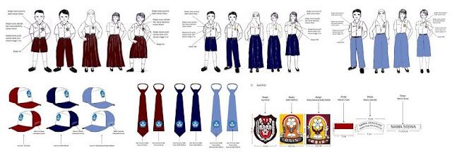 Permendikbud RI Nomor 45 Tahun 2014 Tentang Pakaian Seragam Sekolah Bagi Peserta Didik Jenjang Pendidikan Dasar dan Menengah Library Pendidikan