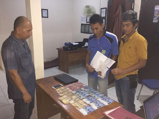 Resahkan Masyarakat, Bandar Togel Di Kecamatan Tungkal Jaya Diringkus Kepolisian
