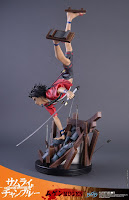 Mugen de Samurai Champloo - First 4 Figures